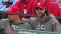 Wainwright on Lohse's pitching