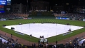 Will a rainout affect pitching?