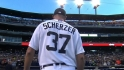 Scherzer&#039;s 10 strikeouts