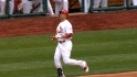 Beltran on his knee injury