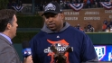 Young named 2012 ALCS MVP
