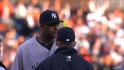 Sabathia disappointed with loss