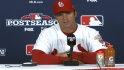 Matheny on players stepping up