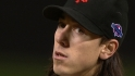 Lincecum&#039;s tough start