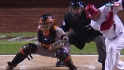 Holliday's RBI single