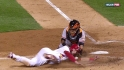 Holliday&#039;s second RBI single