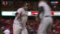 Sandoval&#039;s two-run shot