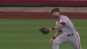 Pagan's nice catch