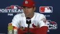 Matheny on Game 5 loss