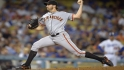 Zito on biggest start of career