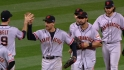 Giants on Game 5 win