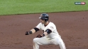 Scutaro's two-run double