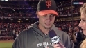 Vogelsong on stellar outing