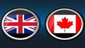 Canada 11, Great Britain 1