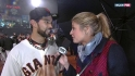 Pagan on going to World Series
