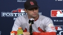 Matheny on losing Game 7, NLCS