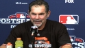 Bochy on heading to World Series