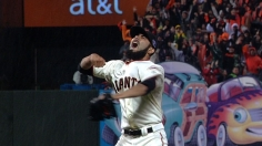 Comeback kids: Giants headed to World Series