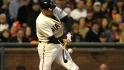 Diamond Demo: Pence&#039;s broken bat