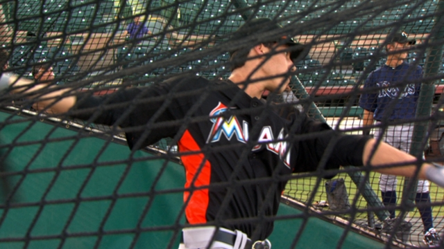 Yelich thankful for Arizona Fall League experience