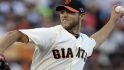 Bumgarner compares 2010 to 2012