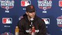 Bumgarner set to start Game 2