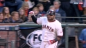 Sandoval&#039;s two-run blast