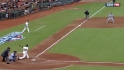 Scutaro's second RBI single