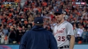 Verlander surprised by visit