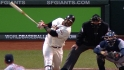 Sandoval's three homers