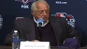 Lasorda thanks Selig, MLB