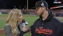 Bumgarner on Game 2 win