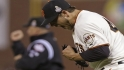 Bumgarner, Pence on Game 2 win