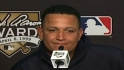Miggy on 2012 Hank Aaron Award