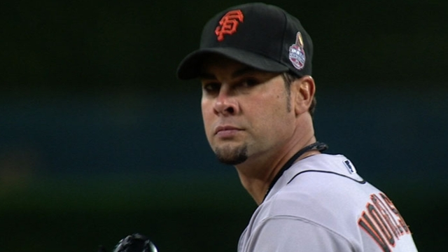 Vogelsong to join Team USA for 2013 Classic