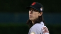 Lincecum&#039;s scoreless relief