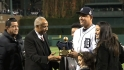 Miggy receives Triple Crown