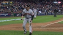 Scutaro's clutch RBI single