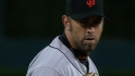Affeldt strikes out the side