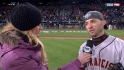 Scutaro celebrates title