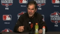 Bochy on winning World Series