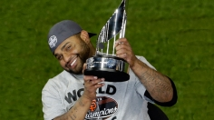 M-V-Panda: Sandoval takes home Series hardware