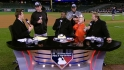 Bochy and Affeldt on Series win