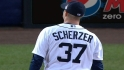 Scherzer on Game 4 start