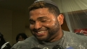 Sandoval on World Series win