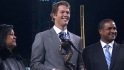 Kershaw receives Clemente Award