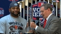 Sandoval's prolific World Series