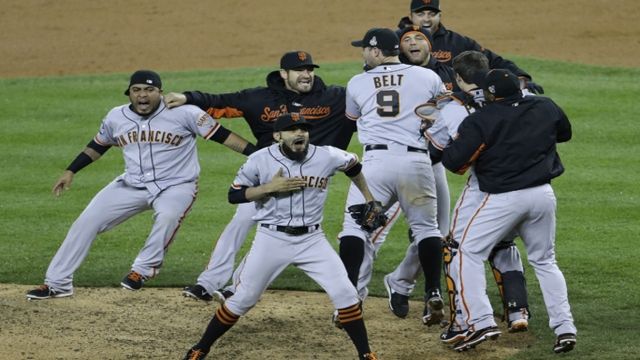 KNBR 680/Giants FanFest to feature Trophy Pavilion