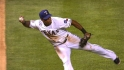 Beltre honored with Gold Glove