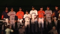 Astros walk the runway